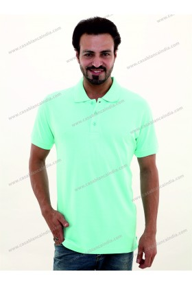 Carbon ni Solids Polo T-Shirt