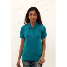 Carbon ni Solids Polo T-Shirt.