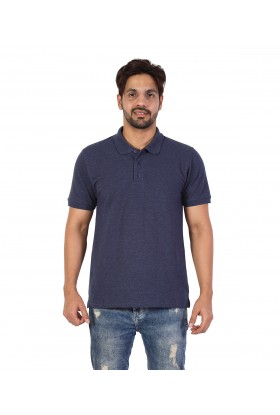 Ruffty Solids Polo T-Shirt