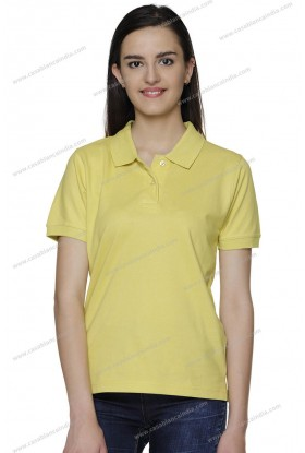 Classic Cotton Polo Shirt.